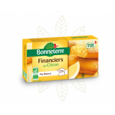 Financiers citron Bonneterre - 150g