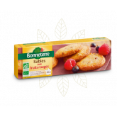 Sablés aux fruits rouges Bonneterre - 150g