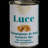 Champignons de Paris bio - 400g