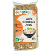 Céréale bio avoine décortiqué - 500g