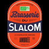 Bière ambrée Slalom - 33cl