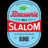 Bière blonde Slalom - 75cl