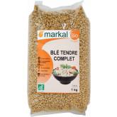 Céréale bio blé tendre complet - 1kg