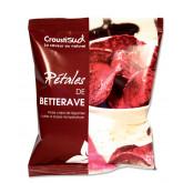 Chips bio de légumes betterave pour l'apéritif 70g