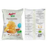 Chips lentilles - 75g