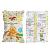 Chips pois chiches - 75g