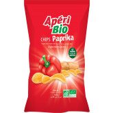 Chips paprika - 125g