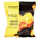 Chips bio de légumes à la patate douce, pour l'apéritif 70g