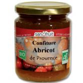 Confiture bio à l'abricot - 320g