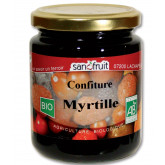 Confiture myrtilles - 320g