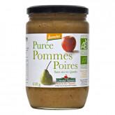 Purée pommes poires - 630g