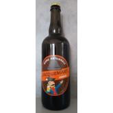 Bière ambrée Jacquemart - 75cl