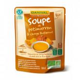 Soupe potimarron et butternut - 50cl