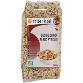 Céréale bio mélange quinoa rouge et blanc - 500g
