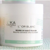 L'or blanc karité pur premium - 500ml