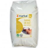 Farine de blé bio t80 - 1kg