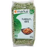 Flageolets verts bio - 500g