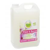 Lessive liquide fleur de savon  - 5L