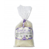 Fleur de sel de Guérande bio en sachet de 250g
