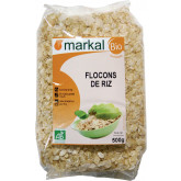 Flocons de riz bio - 500g
