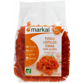 Spirale lentilles corail bio - 250g