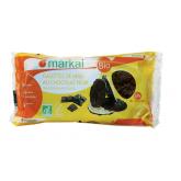 Galettes de maïs au chocolat noir - 95g