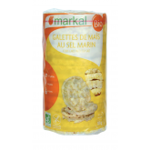 Galettes de maïs au sel marin - 110g