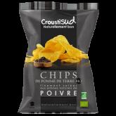 Chips poivre - 100g