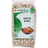 Haricots blancs medium bio - 500g