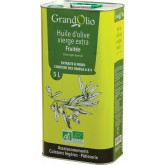 Huile d'olive fruitée vierge extra - 5L
