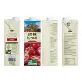 Jus de tomate bio - 1L