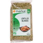 Lentilles blondes bio - 500g