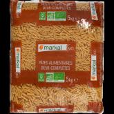 Macaronis demi complètes - 5kg