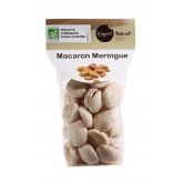 Biscuits bio macarons meringués
