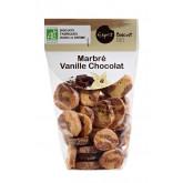 Marbré vanille chocolat - 200g