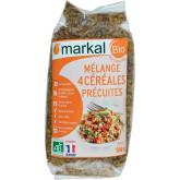 Mélange 4 céréales précuites - 500g