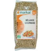 Mélange gourmand céréales bio - 500g