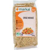 Céréale bio orge mondé - 500g