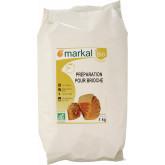 Farine préparation pour brioche bio 1kg