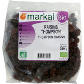 Raisin thompson bio - 250g