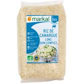 Riz de Camargue bio long demi complet - 1kg