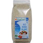 Riz rond blanc - 1kg