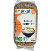 Céréale bio seigle complet - 500g