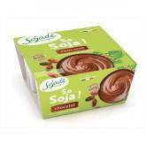 Sojade chocolat - 4x100g
