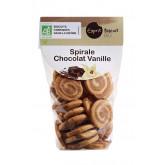Spirale chocolat vanille - 200g