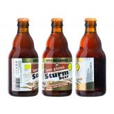Bière Sturm ambrée - 33cl