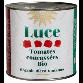 Tomates en dés - 2.5kg