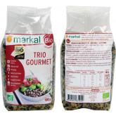 Trio gourmet bio