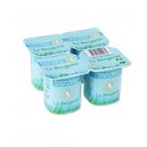 Yaourt au lait de brebis bio - 4x120g