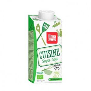 Crème soja cuisine Lima - 20cl